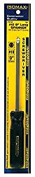Eazypower 79743 1-pack #10 Spanner Security Isomax 9-inch Screwdriver (Fits Snake Eye Screw)