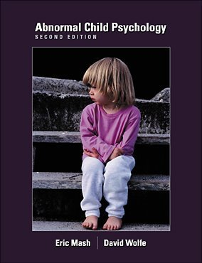 Download Abnormal Child Psychology With Infotrac Book Pdf Audio