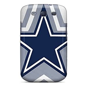 New Style HeatherPA Hard Case Cover For Galaxy S3- Dallas Cowboys