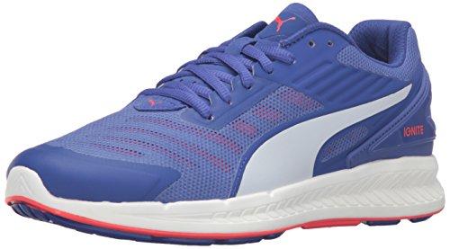 Puma Dames Ignite V2 Running Show Royal Blue / Red Blast