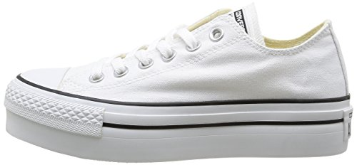 Converse Womens Chuck Taylor All Star Femme Platform OX Trainers   Amazon.co.uk  Shoes   Bags 755fcd6acd8