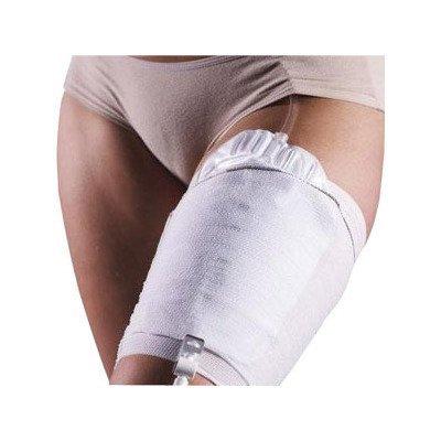 Carefix - Comfort Sleeve Urine Catheter Care Bag Leg Holder - Urinary Incontinence Supplies - Medium Fits 17.5 - 25.5 Inch - Tytex 0912 50-03.01.C98