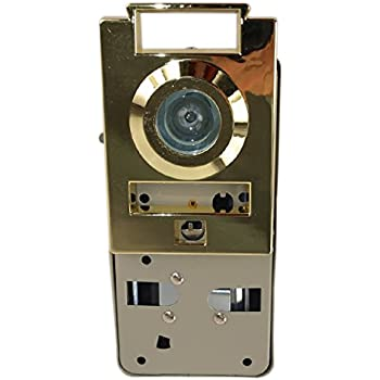 Defender Security U 10814 Door Chime and 200-Degree Viewer ...
