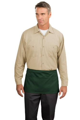 Port Authority Waist Apron with Pockets Hunter