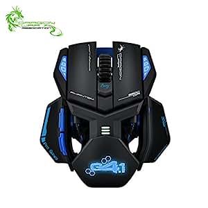 Dragonwar ELE-G4.1 Phantom Laser Professional Gaming Mouse