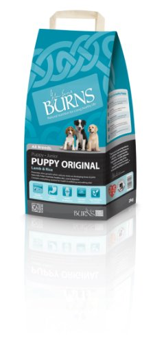 Burns Puppy Food Original Lamb 2kg