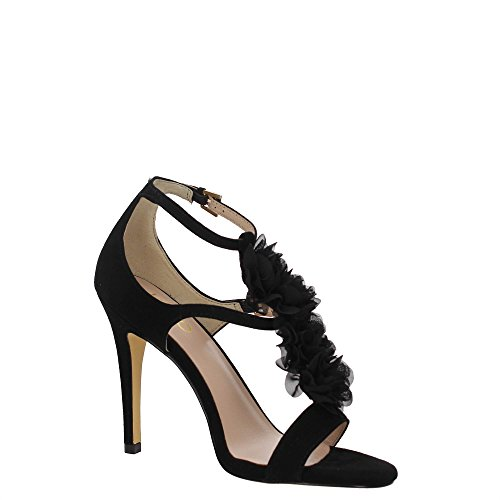 Liu Jo S17019P0021 High Heeled Sandals Women Black RMQOD