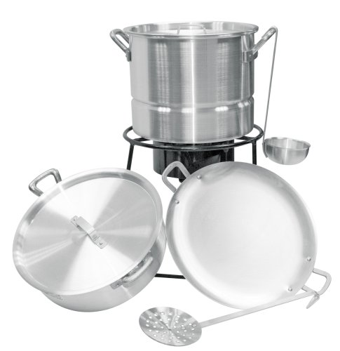 King Kooker 1203 Southwestern Sizzler 12-Inch Outdoor Cooking ()