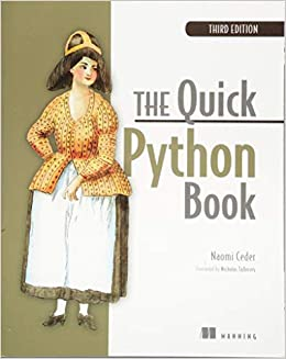 Naomi R Ceder - The Quick Python Book, 3e