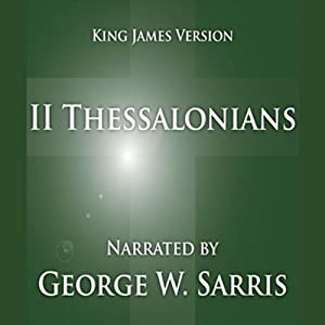 The Holy Bible - KJV: 2 Thessalonians Audiobook