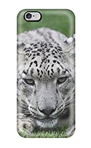 2015 FEXXDS8THJC4UFQ1 New Arrival Snow Leopard Case Cover/ 6 Plus Iphone Case