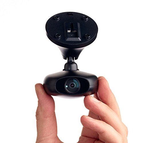 RoadEyes RecSMART Full HD Dashcam - Wi-Fi Live Stream - with GPS, 140 ̊ wide angle, 8GB Micro SD by Roadeyes (Image #4)