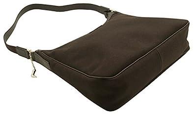 9617b523ce4 Gucci Handbag Boots Charm Brown Canvas and Leather Designer Shoulder Bag  264219: Amazon.ca: Shoes & Handbags