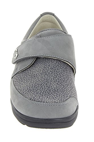 Varomed 79151 Back Open Women's Grey wwWqTgPZr