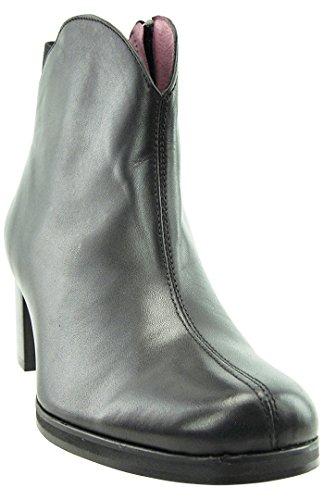 Footwear Jj Botas De Luxor Schwarz Piel Mujer Para qPa8xwPrn