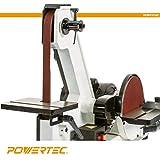 POWERTEC 414208A 1 x 42 Inch Sanding Belts   80