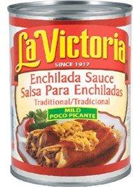 La Victoria Red Traditional Enchilada Sauce - Enchilada Mexican Sauce