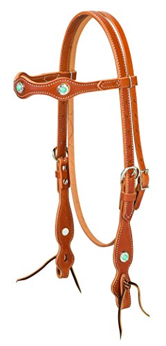 Weaver Leather Snap Tack Horse Browband ()