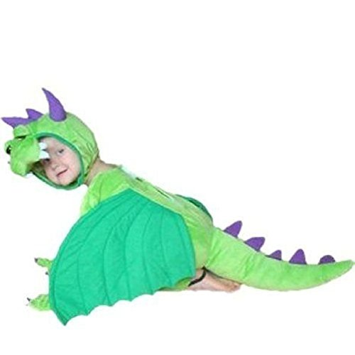 Lion Dance Costume Amazon (Fantasy World Dragon Halloween Costume f. Children/Boys/Girls, Size: 4t, Sy20)