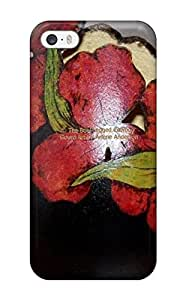 New Style Tpu 5/5s Protective Case Cover/ Iphone Case - Gourd Art