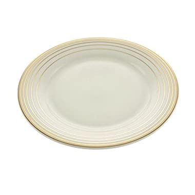 Charter Club Grand Buffet Infinity Gold (9-1/2  Salad Plate)