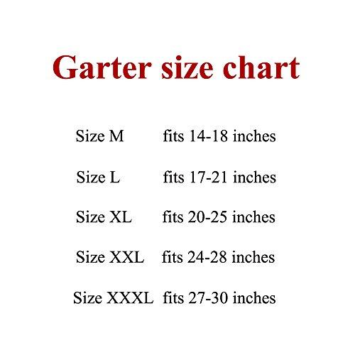 Buy garters for bride plus size