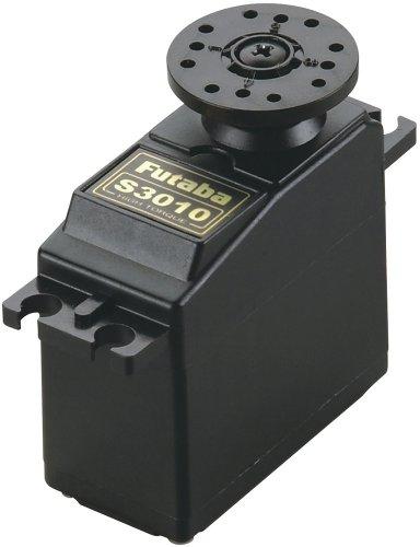 - Futaba S3010 High Torque (HT) Standard Size Ball Bearing (BB) Servo
