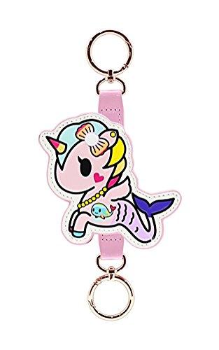 Tokidoki Denim Daze Unicorno Perlina Keychain