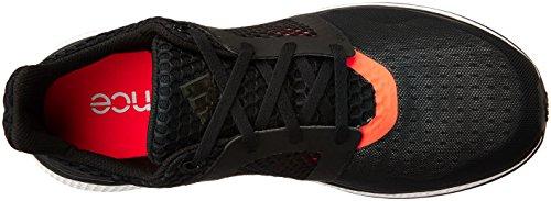 Adidas Mens Energy Bounce 2 M, Black / Orange / White, 9.5 M Us