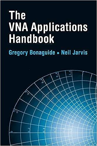 The VNA Applications Handbook, Gregory Bonaguide, Neil Jarvis ...
