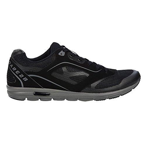 Dare 2b zapatos para hombre Powerset Black/AlGrey