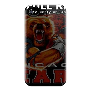 Iphone 4/4s Hard Case With Awesome Look - WhDIQWT-4296