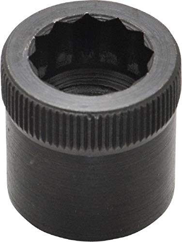 1/2-13'' Thread Uncoated Steel Allen Nut pack of 50