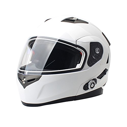 ★FREE SHIPPING★Motorcycle Bluetooth Helmets,FreedConn Flip ...