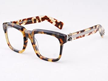 bb3adb7dc6b Image Unavailable. Image not available for. Color  Chrome Hearts Eyeglasses  ...