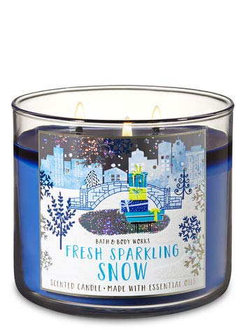 Top 10 recommendation fresh sparkling snow candle