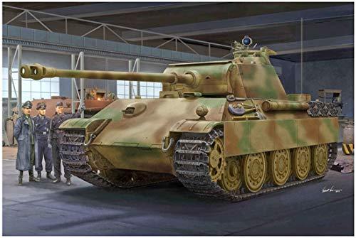 1/16 German Panther G Tank Late Version