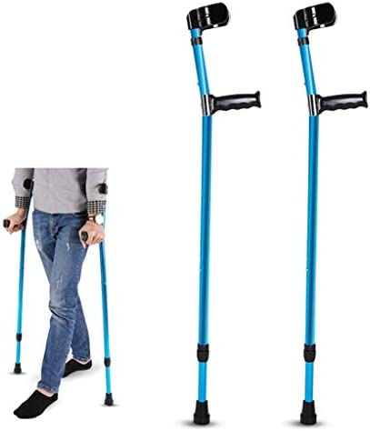 ポータブル折りたたみ杖、男性女性用歩行杖、柔軟で耐久性のある歩行補助具、人間工学に基づいたハンドル、滑り止めベース、調整可能(45in-33in)