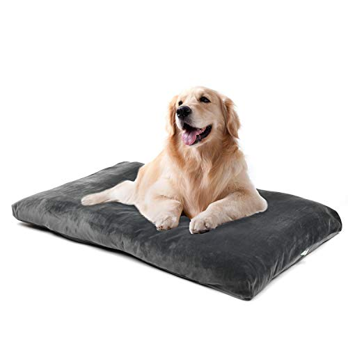 Bed Cover Fit for MidWest Homes for Pets Beds,Water Resistant Dog Bed Liner,Washable Pet Replacement Cover,Super Soft Dog Cat Beds Cover for Dogs,Machine Wash & Dryer Friendly, Dog Bed Mate,Cover Only