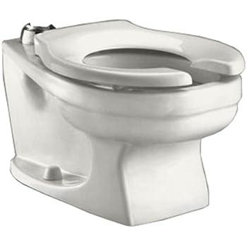 Kohler K 4406 0 Wellworth 1 28 Flushometer Bowl White