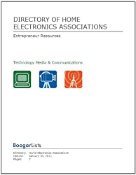 Directory of Home Electronics Associations (BoogarLists)