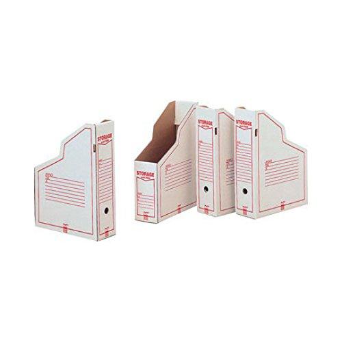 Struttura in Robusto Cartone King Mec 00160600 Bianco