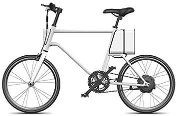 UMA by Marnaula – La City e-Bike Más Ligera del Mundo - Bateria Samsung