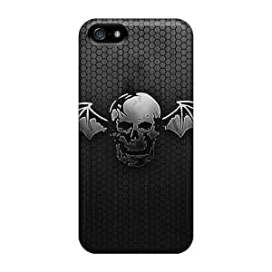 IanJoeyPatricia Iphone 5/5s Perfect Hard Phone Cases Allow Personal Design Stylish Foo Fighters Pictures [KYe1825xSUC]