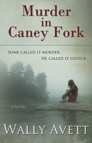 book cover of Murder in Caney Fork