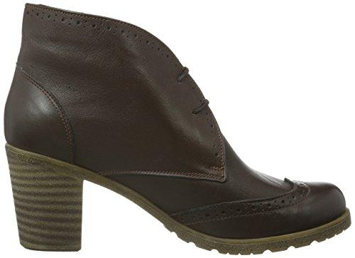 Andrea Conti 1672711, Zapatillas de estar Por Casa Para Mujer Marrón - Braun (dunkelbraun 061)