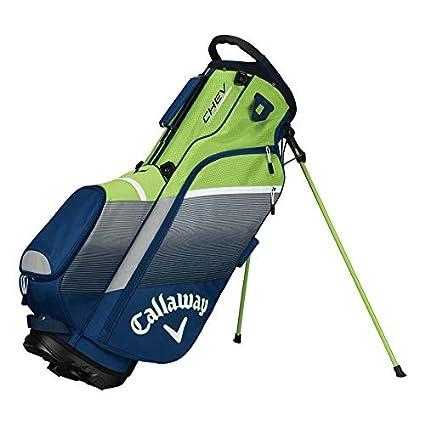 Callaway CG St Chev Bolsa para Carro de Golf, Unisex Adulto