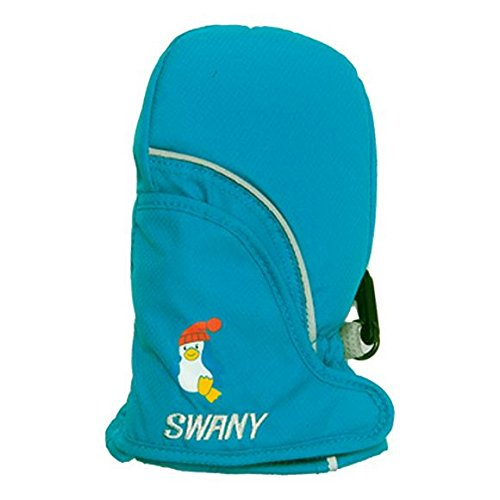 Swany Zap Mitt - Toddler's Aqua Small by SWANY