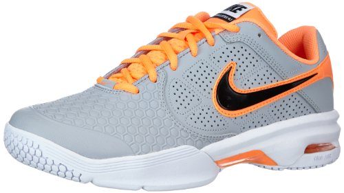 Air 4 Tennis Shoes Soft Courtballistec Grey Orange 1 010 Men's Nike Multicolored 451qwt4