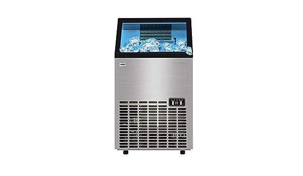 Máquina para hacer hielo en forma de bala para máquina de hielo ...